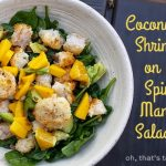 coconut-shrimp-spinach-mango-salad540x380