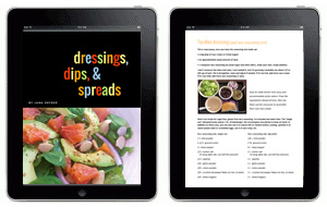 dressings dips and spreads