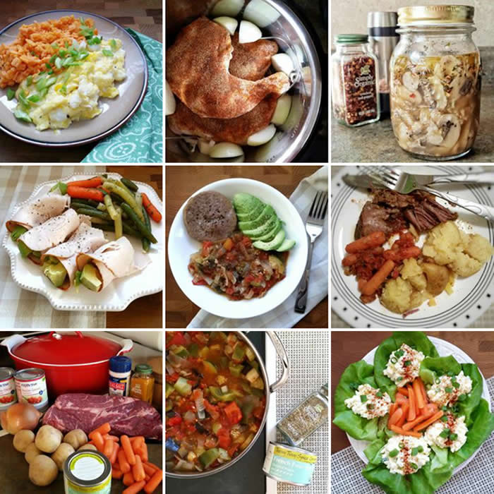 Linda's eating clean - weight loss Whole30 story