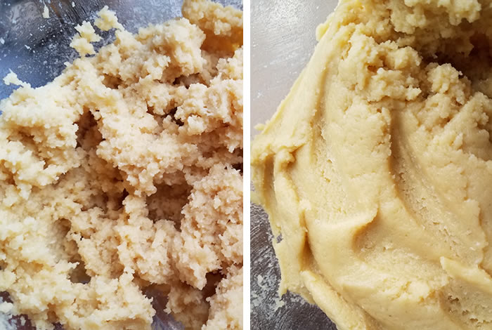 keto snickerdoodle cookie dough