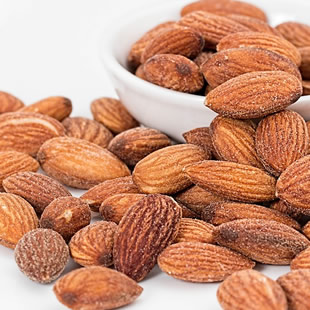 are almonds healthy?