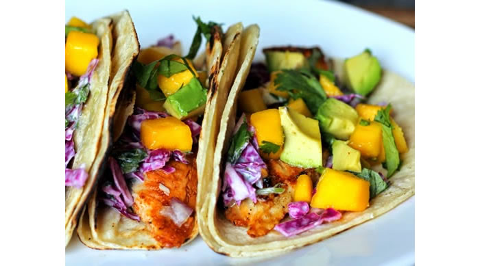 fish tacos - easy summer meal